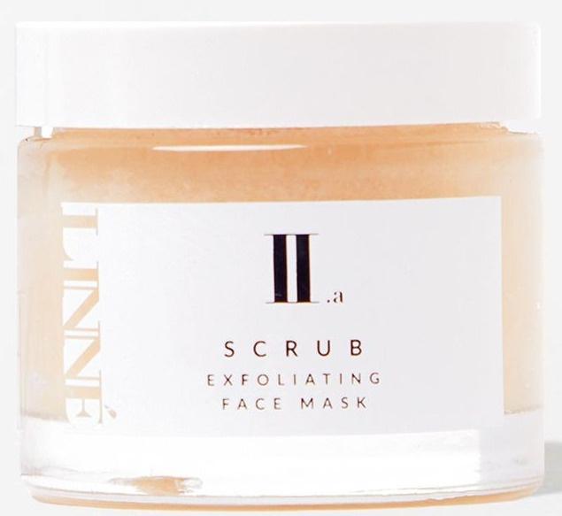 Linne botanicals Scrub Face Mask