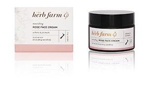 The Herb Farm Nourishing Rose Face Cream