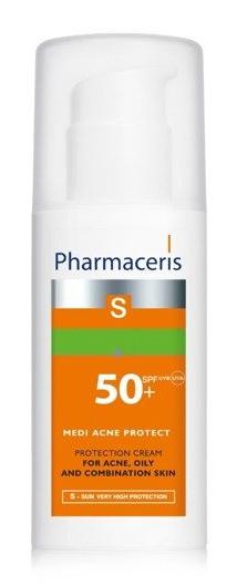 Pharmaceris S Medi Acne Protect Cream Spf50