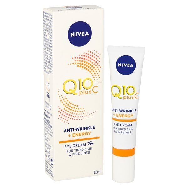 Nivea Q10 Vitamin C Eye Cream