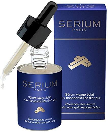 Serium Paris Face Serum With Pure Gold