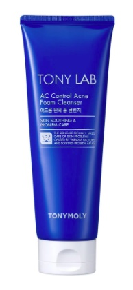 TONY LAB Ac Control Acne Foam Cleanser