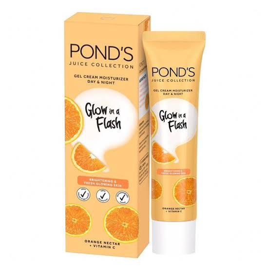 Pond's Juice Collection Gel Cream Moisturizer Day & Night