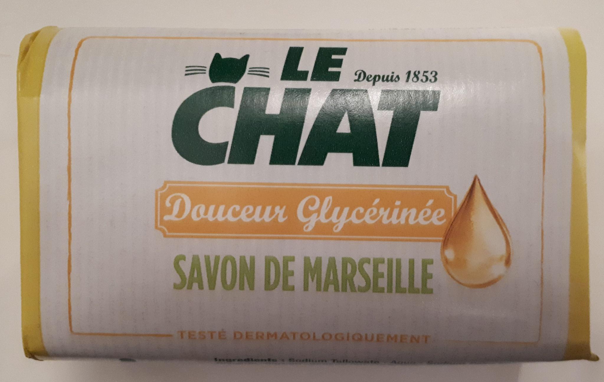 Le Chat Savon De Marseille