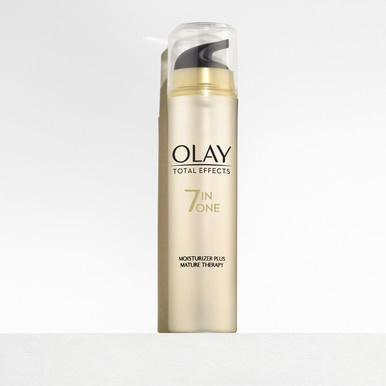 Olay Total Effects 7-In-One Moisturizer Plus Mature Therapy