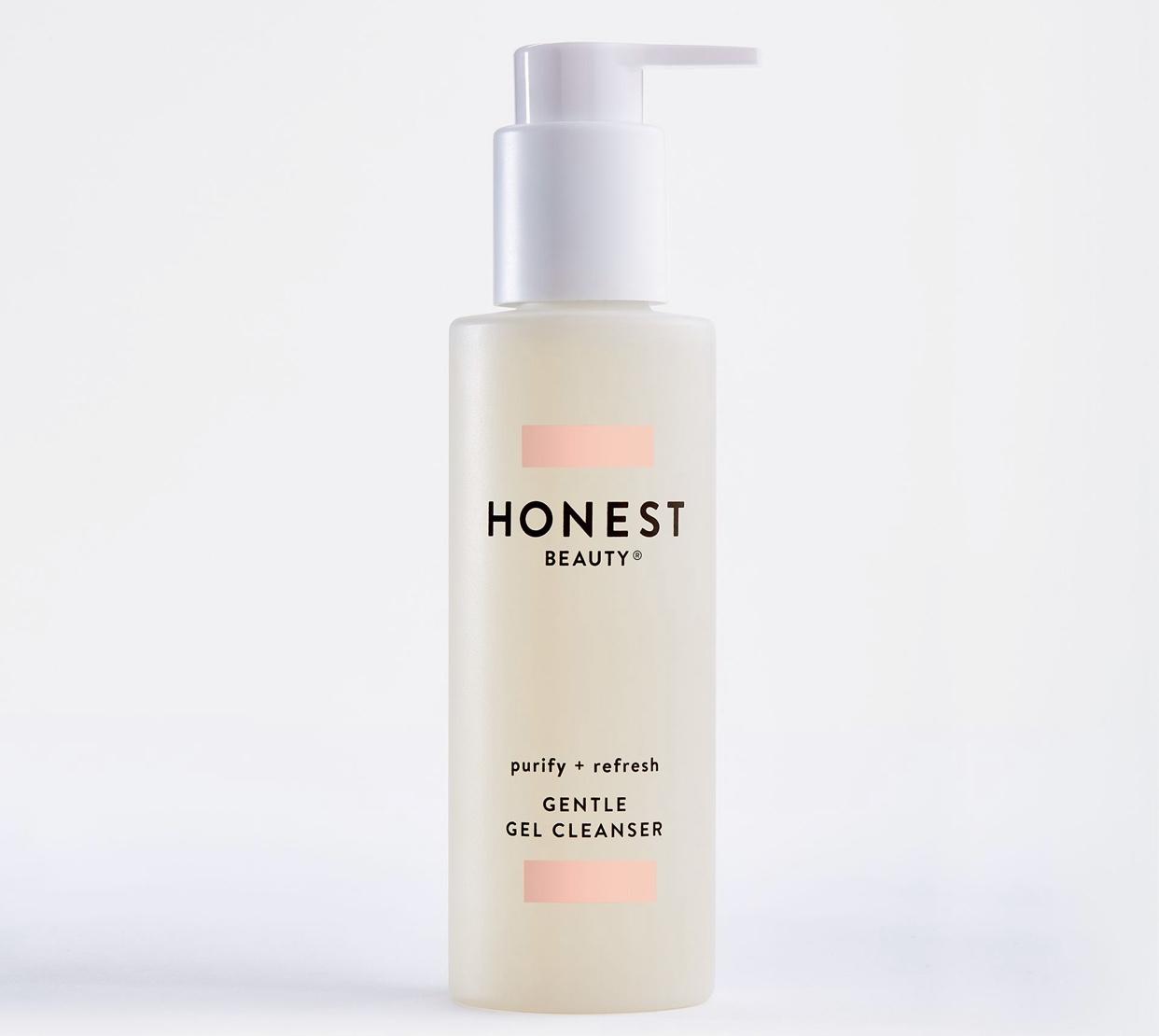 Honest Beauty Gentle Gel Cleanser
