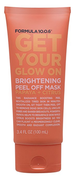 Formula 10.0.6 Get Your Glow On Brightening Peel Mask