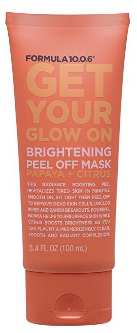 Formula 10.0.6 Get Your Glow On Brightening Peel Mask