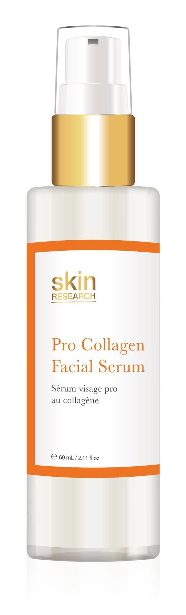 Skin Research Pro Collagen Facial Serum