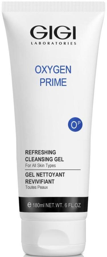 Gigi Oxygen Prime Refreshing Cleansing Gel