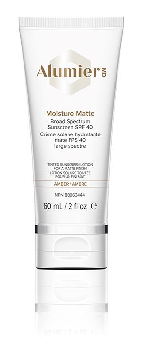 AlumierMD Moisture Matte Broad Spectrum Sunscreen Spf 40
