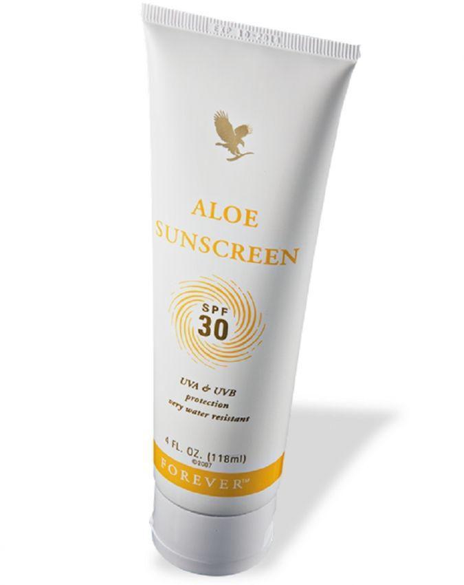 Forever Living Aloe Sunscreen Spf 30 Broad Spectrum