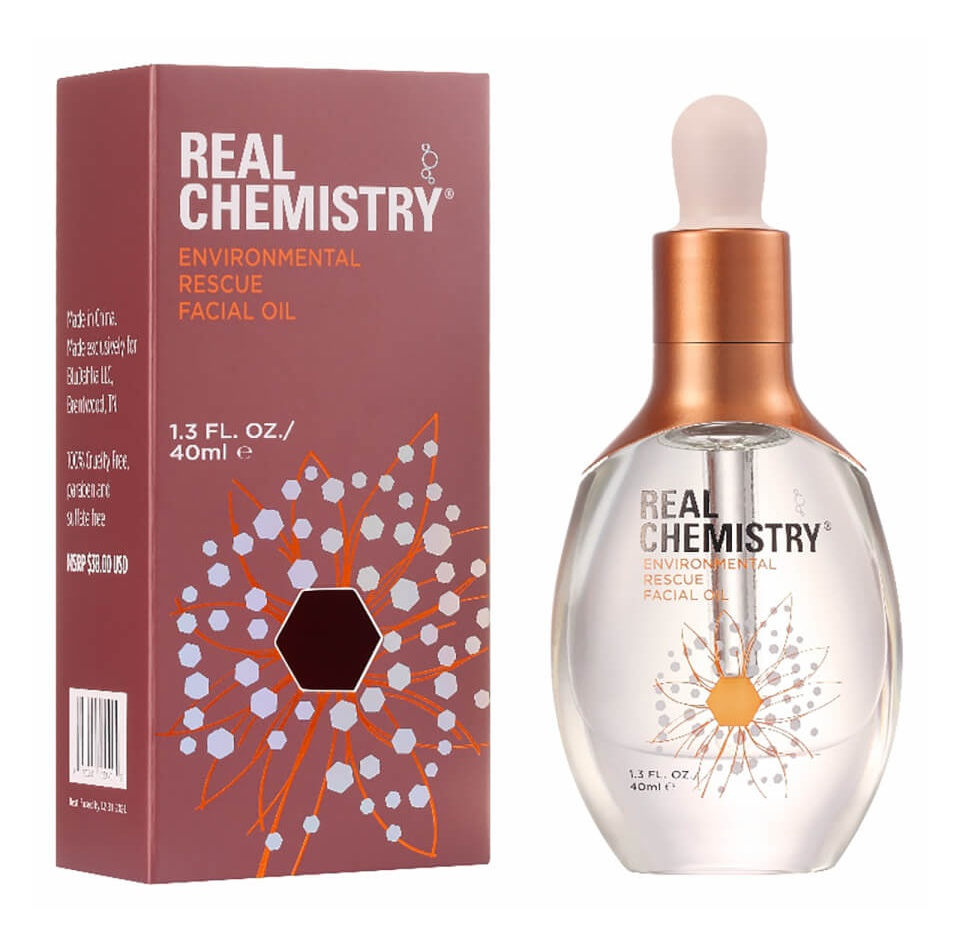 Real Chemistry Environmental Rescue Facial Oil