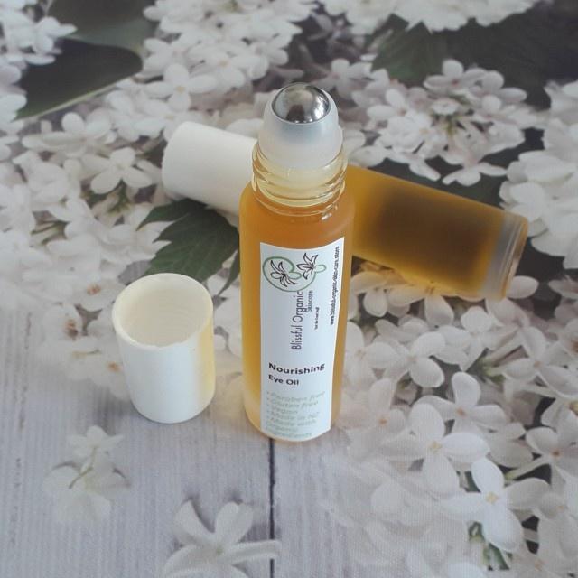 Blissful Organic Skincare Nourishing Eye Oil