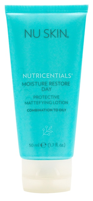 Nu Skin Nutricentials Moisture Restore Day Protective Mattefying Lotion