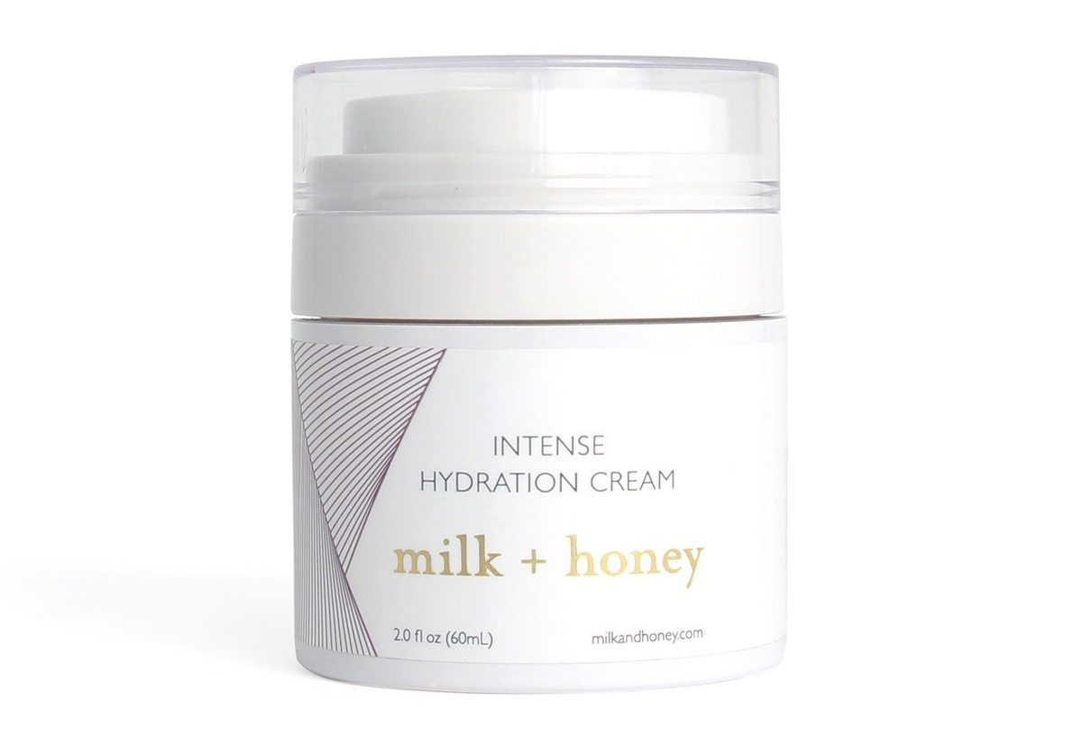 milk + honey Intense Hydration Cream