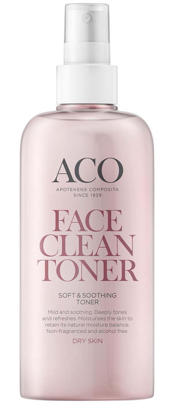 ACO Face Soft & Soothing Toner