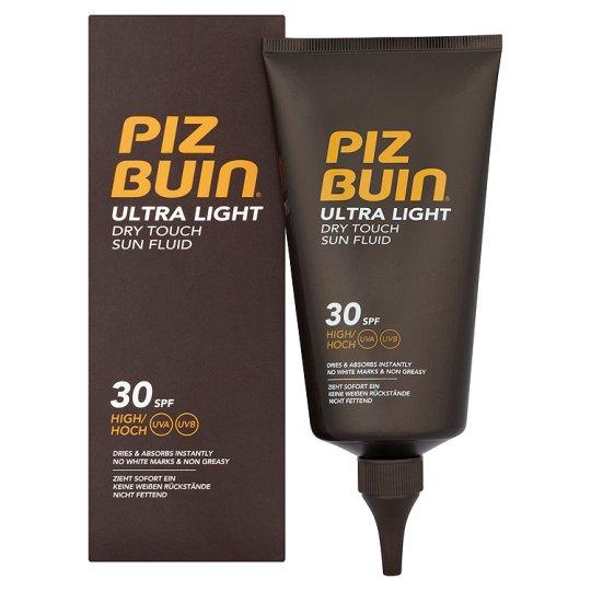 Piz Buin Ultra Light Dry Touch Sun Fluid Spf 30
