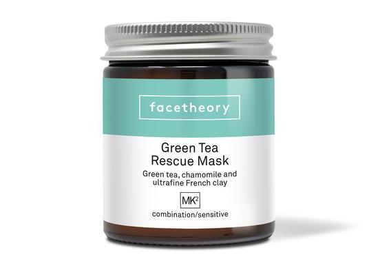 Face Theory Green Tea Face Mask Mk2