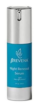 Brevena Night Renewal Serum