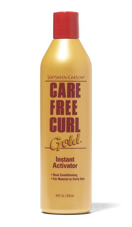 SoftSheen Carson Care Free Curl Gold Instan Activator