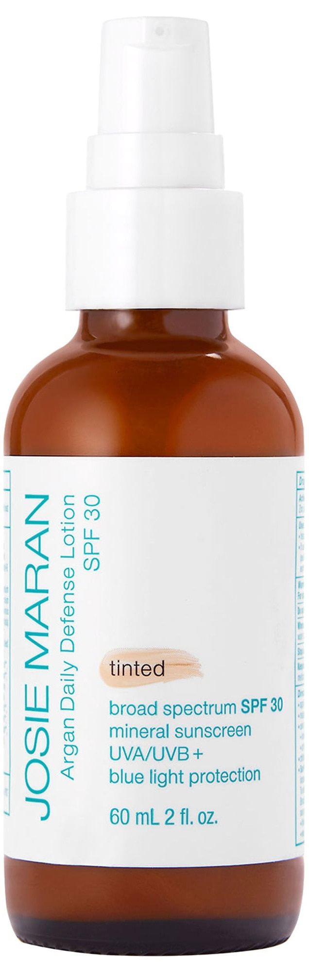 19.5% | Argan Daily Defense Lotion Spf30