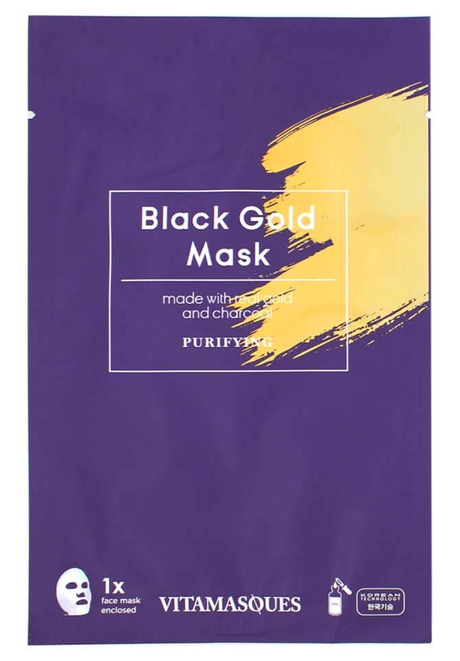 Vitamasques Black Gold Mask