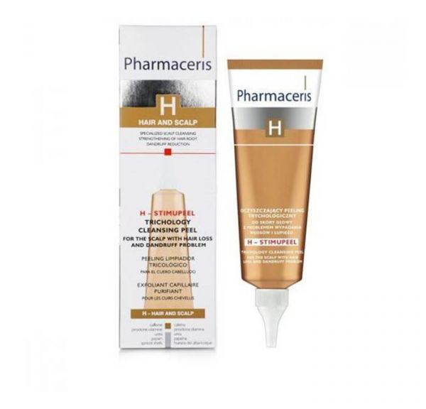 Pharmaceris H-Stimupeel Trichology Cleansing Peeling For The Scalp With Hair Loss And Dandruff Problem