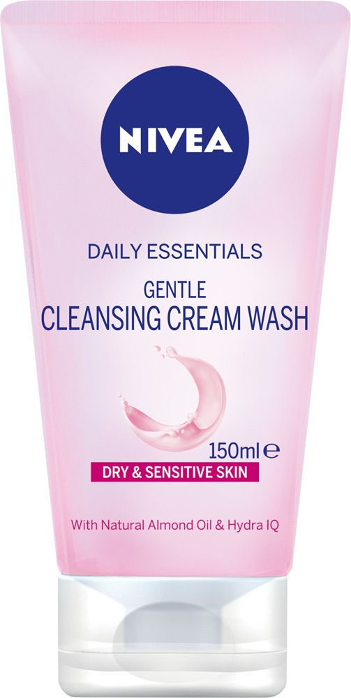 Nivea Daily Essentials Gentle Cleansing Cream Wash