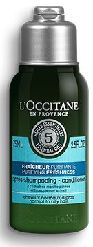 L' Occitane Aromachologie Pure Frische Haarspülung