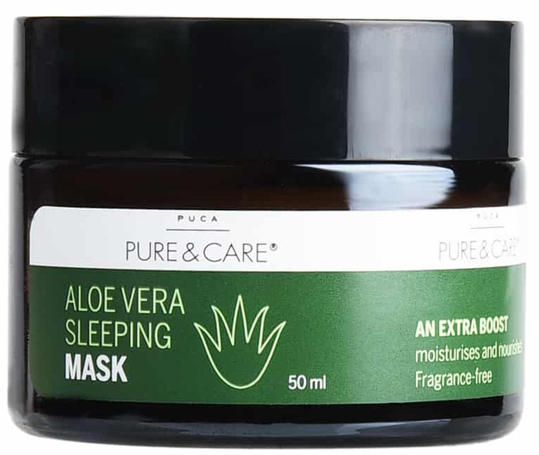 Puca Pure & Care Aloe Vera Sleeping Mask