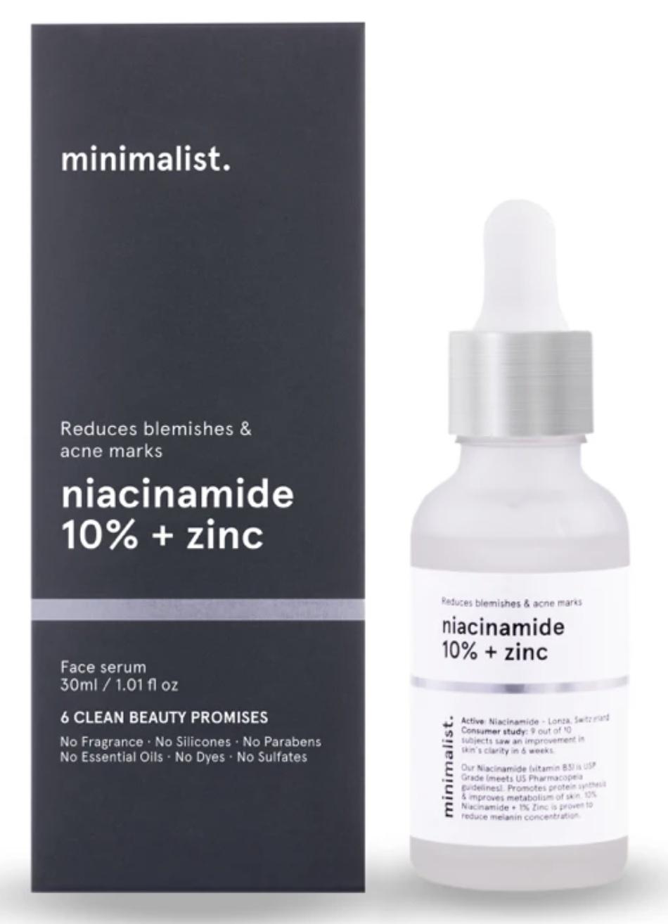 Be Minimalist Niacinamide 10%