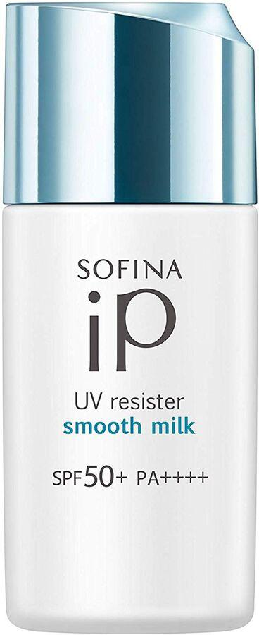 Sofina iP Uv Resister Smooth Milk Spf50+ Pa++++