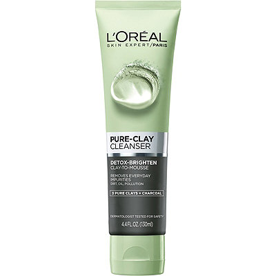 L'Oreal Paris Pure Clay Cleanser - Detoxify & Brighten
