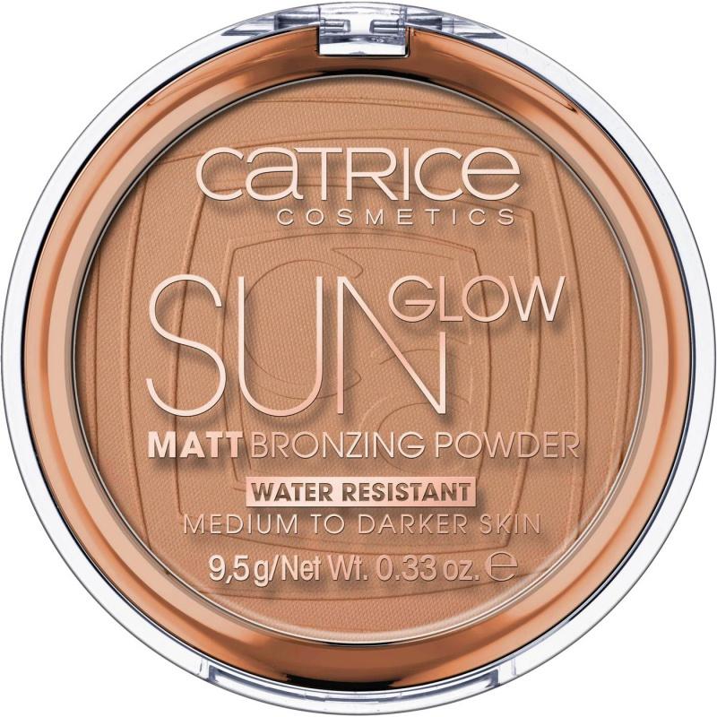 Catrice Matt Bronzing Powder Sunglow