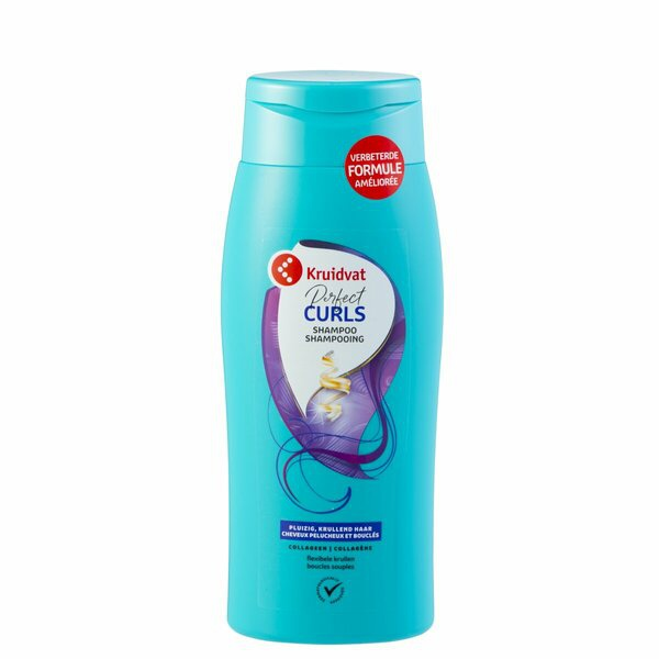 Kruidvat Perfect Curls Shampoo