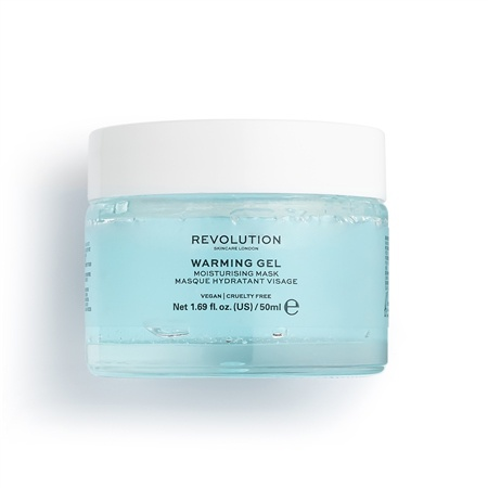 Revolution Skincare Warming Gel Moisturising Face Mask