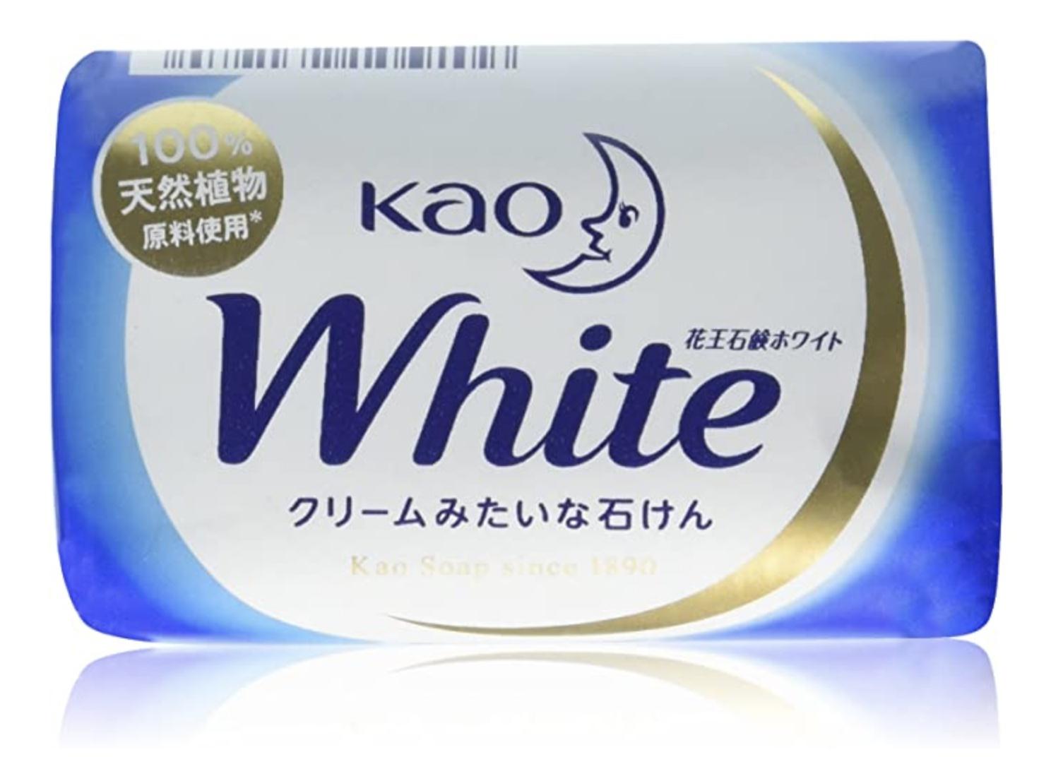 Biore White Bar Soap
