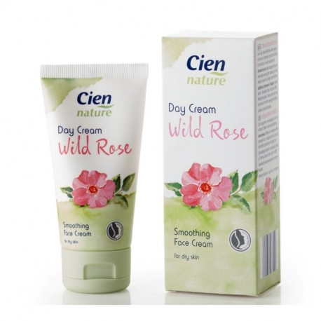 Cien Wild Rose Day Cream