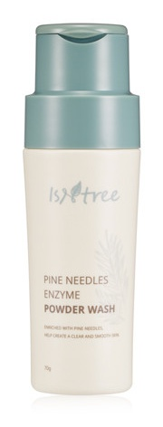 Isntree Pine Needles Enzyme Powder Wash