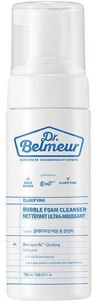 Dr.Belmeur Clarifying Bubble Foam Cleanser