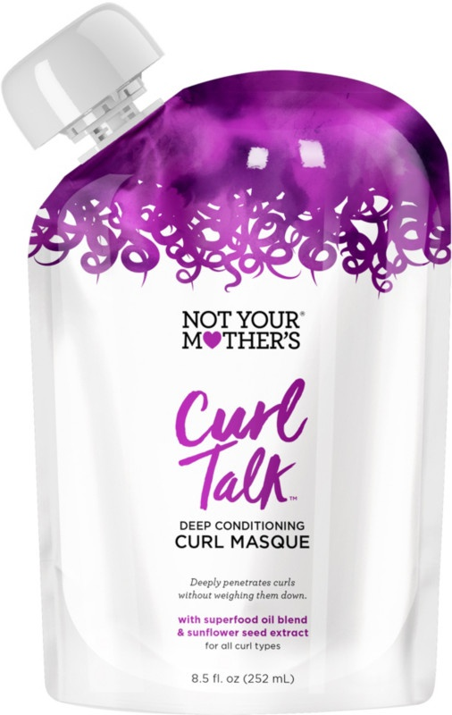 not your mother's Curl Talk Deep Conditioning Curl Masque