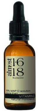 almost 1.618 15% Vitamin C Natural Monoserum