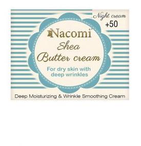 Nacomi Shea Butter Cream