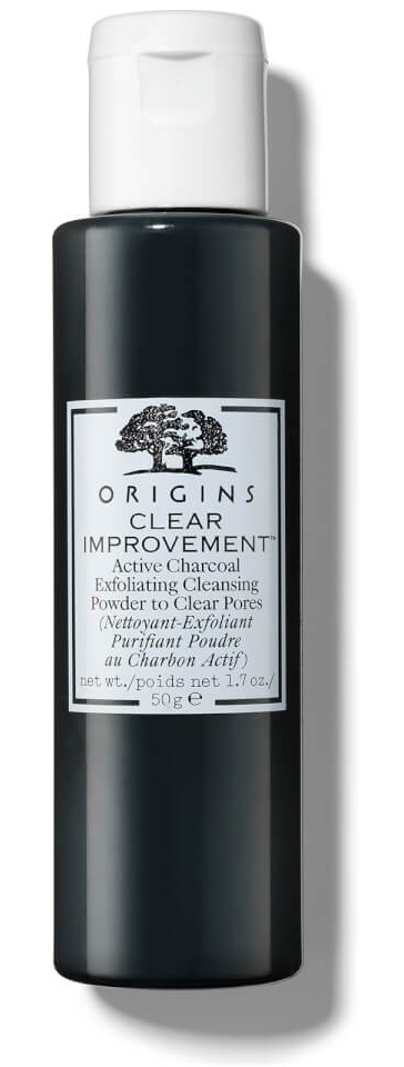 Origins Clear Improvement™ Active Charcoal Exfoliating Cleansing Powder to Clear Pores