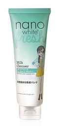 Nanowhite Fresh Milk Cleanser