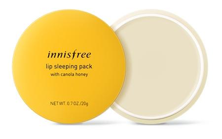 innisfree Lip Sleeping Pack With Canola Honey