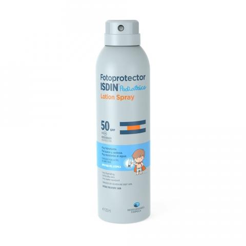 ISDIN Fotoprotector Isdin Pediatrics Lotion Spray Spf 50+