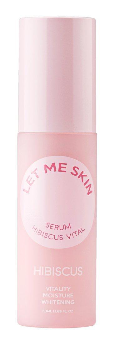 Let Me Skin Hibiscus Vital Serum