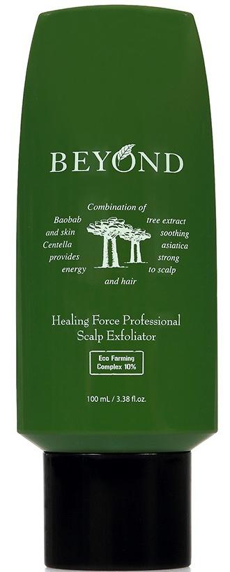 BEYOND Healing Force Scalp Clinic Exfoliator